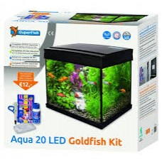 Aqua 20 LED Goldfish Kit